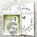 Lavinia - Clear Stamp - Berry Wreath with Mini Berries
